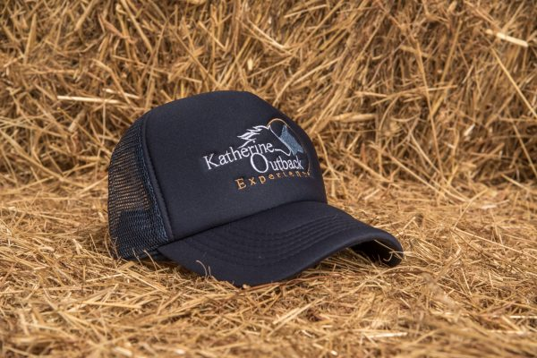 Navy Katherine Outback Experience Cap