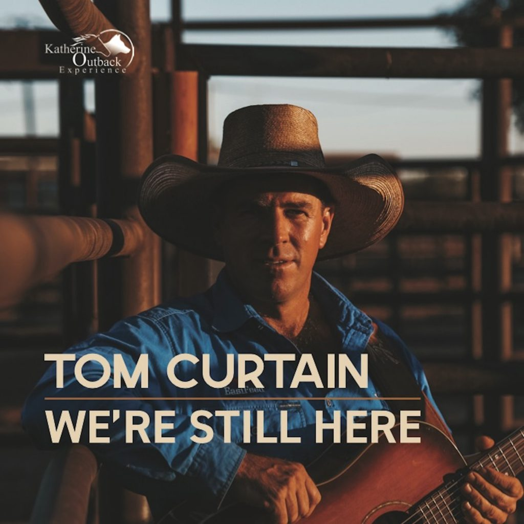 Tom Curtain's new single 'We're Still Here'